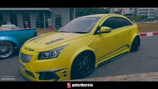 Chevy Cruze Custom Mods by KJ Modify Thailand
