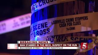 Man Stabbed During Fight In North Nashville