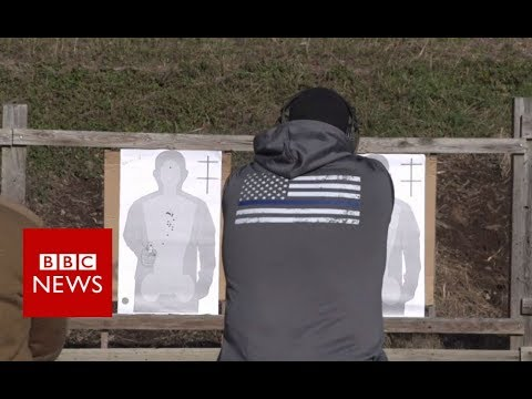 Xxx Mp4 The American Teachers Armed Against Gun Crime BBC News 3gp Sex