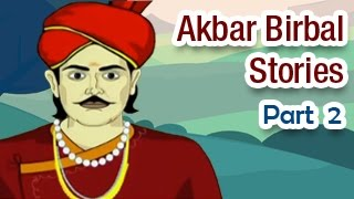 Akbar Birbal Marathi Animated Story - Part 2/6