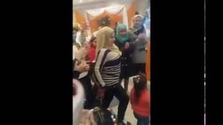رقص موزة محجبة حلوه  2016