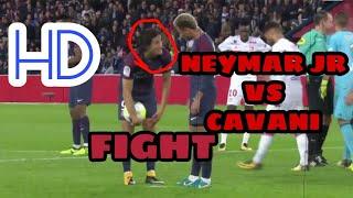PSG'DE LİDERLİK SAVAŞI | NEYMAR JR vs EDİNSON CAVANİ