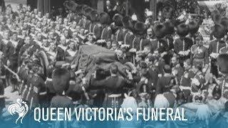 Queen Victoria's Funeral (1901) | British Pathé