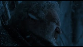 Hold the Door - Bran Wargs into Hodor (Full Scene) Game of Thrones Season 6