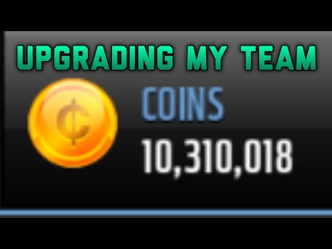 Upgrading My Team With 10 Million Coins SO MANY 99s Madden Mobile 17