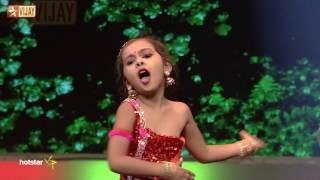 Jodi | ஜோடி - Masala Mix Round | Heet and Rithva