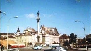 I taka jest Warszawa 1969 - wycieczka ulicami miasta