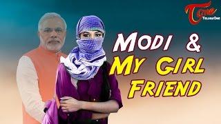 Modi & My Girl Friend   Hindi Comedy Short Film   Directed by Ganga Reddy A   #HindiShortFilm