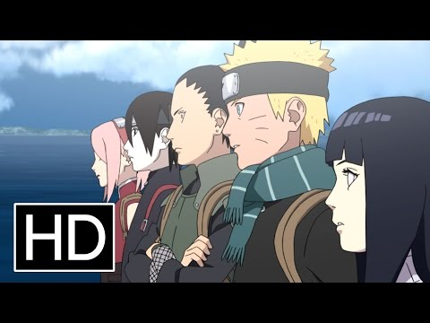 The Last Naruto the Movie Official Trailer