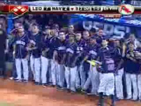 Final LVBP 2009 2010 Leones del Caracas vs Navegantes del Magallanes