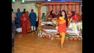 Desi Girl Dance By Rinty