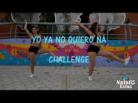 YO YA NO QUIERO NÁ - Lola Índigo CHALLENGE / TWERK COREO