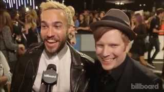 Fall Out Boy Funny moments 2015