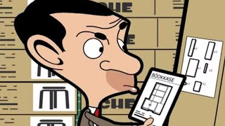 Mr Bean Animated - Series 2 Episode 11 - Flat Pack