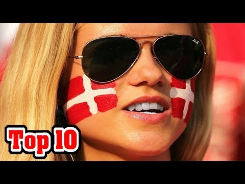watch 10 AMAZING Facts About DENMARK