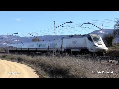 TRAINSPOTTING (VOL. 689) Trenes renfe en circulación (HD).