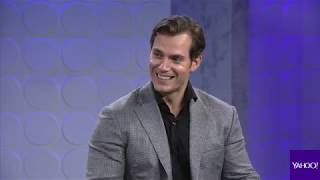 Henry Cavill on the craziest stunt he does in