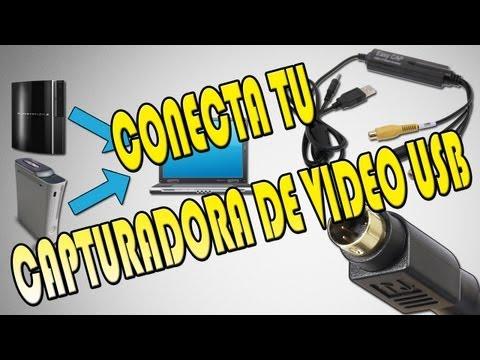 Xxx Mp4 Tutorial Como Conectar Capturadora De Vídeo USB Con Cable S Vídeo 3gp Sex