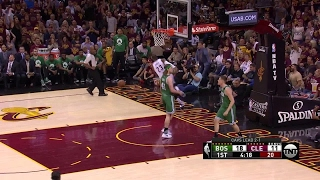 Quarter 1 One Box Video :Cavaliers Vs. Celtics, 5/22/2017