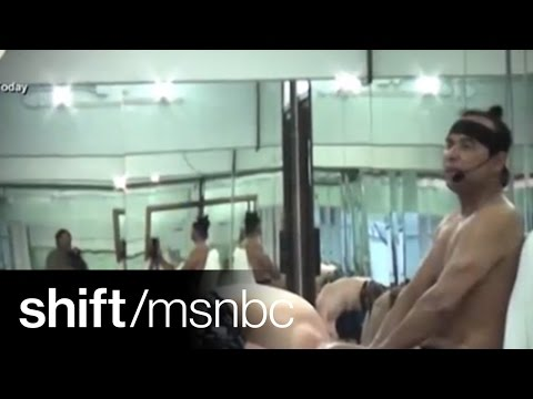 Hot Yoga Guru In Hot Water | shift | MSNBC