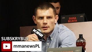 KSW 39: Marcin Wójcik o