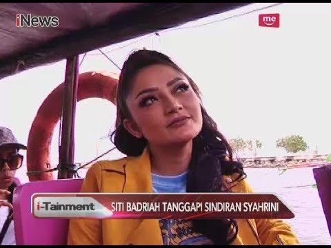 Download Inilah Tanggapan Siti Badriah Atas Sindiran Syahrini Terkait Lagu 'Lagi Syantik' - i-Tainment 1207 free