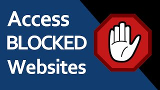 How To Access Blocked Websites at School/College/Work 2017?