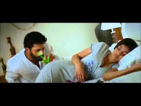 Kajal Agarwal Curvy Body Enjoyed By Villian BOLD SCENE