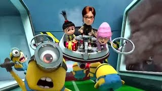 Despicable Me: Minion Mayhem -  Full Ride Through POV -  Universal Studios Hollywood