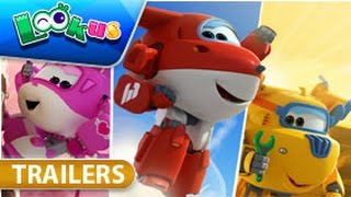 【Official】Super Wings_Trailer 01