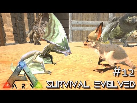 ARK: SCORCHED EARTH - TAPEJARA BABY lvl 200+ !!! E12 (ARK SURVIVAL EVOLVED GAMEPLAY)