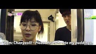 [2NEXO] EXO & 2NE1 Moments Part 8