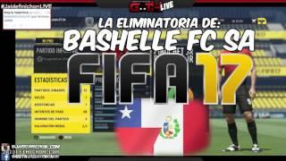 CHILE VS PERU! FIFA 17 VIEJA! EN VIVO de #JaidefinichonLIVE - GOTH