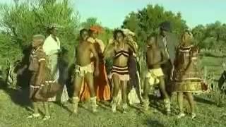 Botswana Culture spears Remmogo