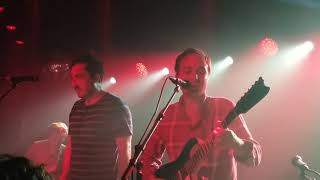 """Grizzly Bear """"Mourning Sound""""at Moroccan Lounge 9/27/17"""