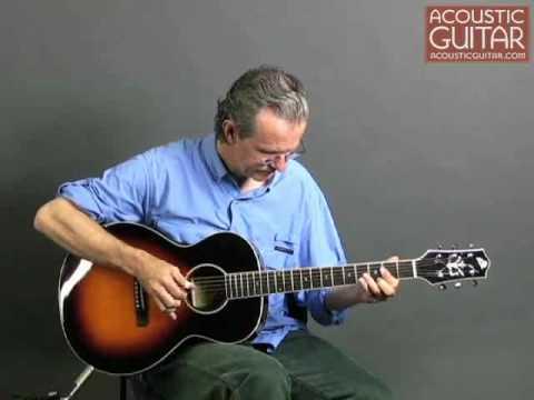 Acoustic Guitar Review - Loar LH-200VS