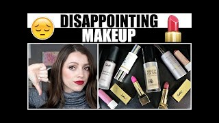 Makeup Collection - Disappointing Products Companies Have Sent Me | 2016