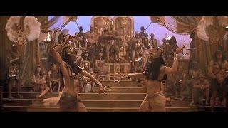 神鬼傳奇2 古埃及 打鬥片段【娜菲迪利vs安蘇納姆】