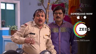 Bhabi Ji Ghar Par Hain - भाबीजी घर पर हैं - Episode 425 - October 13, 2016 - Best Scene