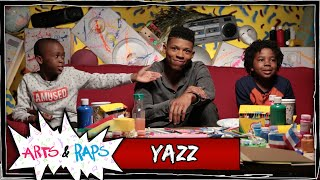 Yazz (Hakeem from Fox's Empire): Do You Have Groupies? | Arts & Raps