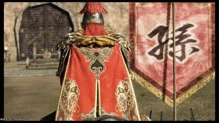 孫堅(Sun Jian) 真・三國無双8 コンボ Dynasty Warriors 9 Combo