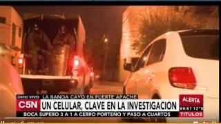 C5N - Policiales: Cayó una banda en Fuerte Apache