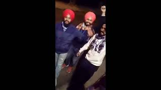 Punjabi Bhangra Boliyan by Gurman Birdi at interversity Kanpur/ punjabi university boys