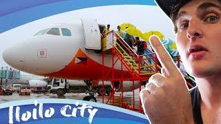 Goodbye Cebu... Hello Iloilo - Welcome to Panay Island, Philippines!