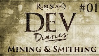 RuneScape Dev Diaries ep. 1 - Mining & Smithing: Reasons to 99