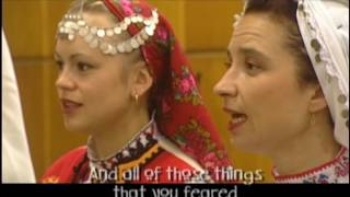Bulgarian Women's Choir - Transformation (Brother Bear) RARE FOOTAGE