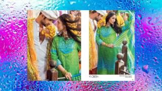 Gul Ahmad Chunri Collection 2017 Summer Affair Prices