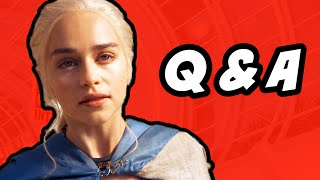 Game Of Thrones Telltale Games Teaser Q&A