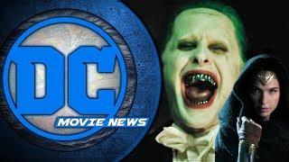 Joker Film News, Wonder Woman's Deleted Scene, Suicide Sequel & More! - DC Movie News