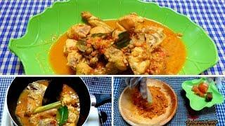 Resep dan Cara Memasak Rendang Ayam